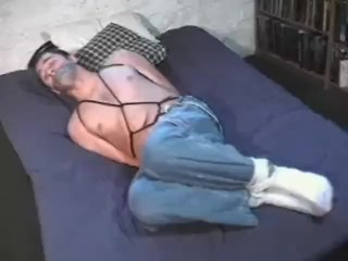 Matt Hogtied