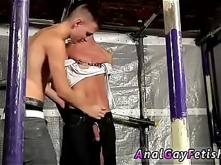 Video of bondage underwear gay Offered a taste of man sausage