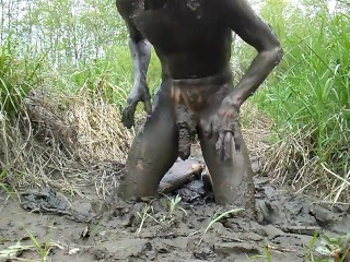 HOT MUD BATH